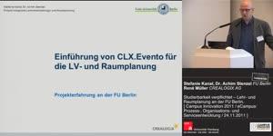 Miniaturansicht - Studierbarkeit verpflichtet – Lehr- und Raumplanung an der Freien Universität Berlin. Ein Erfahrungsbericht von Beteiligten