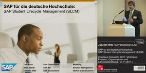Miniaturansicht - SAP für die deutschen Hochschulen – Student Lifecycle Management (SLCM)