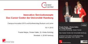 Miniaturansicht - Das Career Center der Universität Hamburg