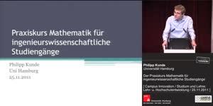Miniaturansicht - Der Praxiskurs Mathematik für ingenieurwissenschaftliche Studiengänge