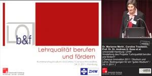 """Miniaturansicht - Vorstellung des Projekts """"Lehrqualität berufen und fördern"""""""