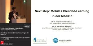 Miniaturansicht - Next Step: Mobiles Blended-Learning in der Medizin