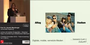 Miniaturansicht - Lernen mit mobilen Endgeräten – zwischen Hype, Ernüchterung und didaktischem Mehrwert