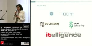 Thumbnail - Schnell und sicher zum Erfolg – campus4uulm mit SAP SLcM und it.education