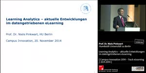 Miniaturansicht - Learning Analytics – aktuelle Entwicklungen im datengetriebenen eLearning