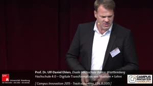 Miniaturansicht - Hochschule 4.0 – Digitale Transformation von Studium + Lehre