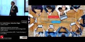 Miniaturansicht - Digitalisierung der Hochschule - Möglichkeiten evaluieren und strategischen Fokus setzen