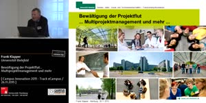 Miniaturansicht - Bewältigung der Projektflut... Multiprojektmanagement und mehr