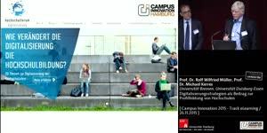 Miniaturansicht - Digitalisierungsstrategien als Beitrag zur Profilbildung von Hochschulen