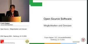 Thumbnail - Open Source - Möglichkeiten und Grenzen