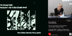 Miniaturansicht - The Un- Canny/Comic: Paul Auster's City of Glass (Graphic Novel)