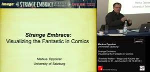 Miniaturansicht - Strange Embrace: Visualizing the Fantastic in Comics