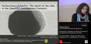 Miniaturansicht - Perforations of Reality: the Motif of the Hole in the Spanish Contemporary Fantastic