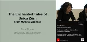 Miniaturansicht - The Enchanted Tales of Unica Zürn: From Myth to Madness