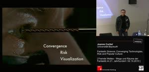Miniaturansicht - Fantastic Science: Converging Technologies, Risk and Popular Culture