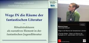 Miniaturansicht - Performanz des Übergangs - Wege in die Räume der Fantastischen Literatur der Gegenwart