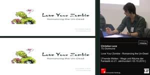Miniaturansicht - Love Your Zombie – Romancing the Un-Dead