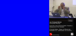 Vorschaubild - From Don Juan and Donnie Darko: Towards a Metaphysics of the Fantastic