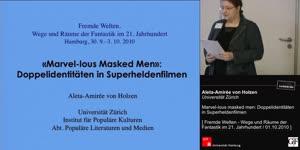 Miniaturansicht - Marvel-lous masked men: Doppelidentitäten in Superheldenfilmen