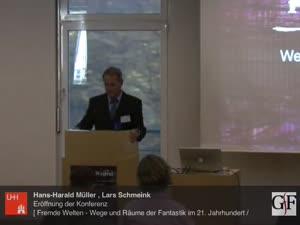 Miniaturansicht - Eröffnung der Konferenz / Welcome Remarks