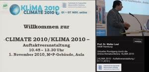 Miniaturansicht - Virtueller Rundgang durch die Online.Klimakonferenz KLIMA 2010