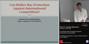 Miniaturansicht - Can Bribes Buy Protection Against International Competition?