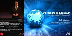 Miniaturansicht - ISC'10 Keynote: HPC Technology – Scale-Up & Scale-Out