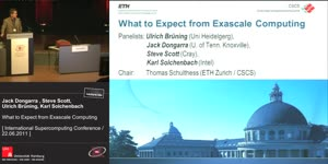 Miniaturansicht - What You Can Expect from Exascale Computing