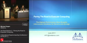 Miniaturansicht - Hot Seat Session 2 - Paving the Road to Exascale Computing