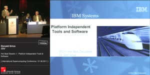 Miniaturansicht - Hot Seat Session 1- Platform Independent Tools & Software