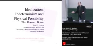 Miniaturansicht - Idealization, Indeterminism and Physical Possibility: That Damn Dome