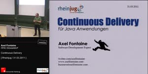 Miniaturansicht - Continuous Delivery