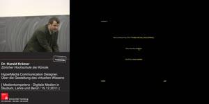 Thumbnail - HyperMedia Communication Designer. Über die Gestaltung des virtuellen Wissens