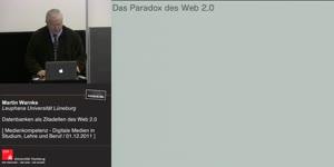 Thumbnail - Datenbanken als Zitadellen des Web 2.0