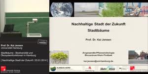 Vorschaubild - Stadtbäume - Biodiversität und Ökosystemfunktionen in Hamburg