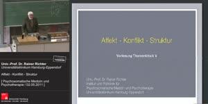 Thumbnail - Affekt - Konflikt - Struktur